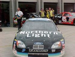 Auto Northen Light de Jeff Burton