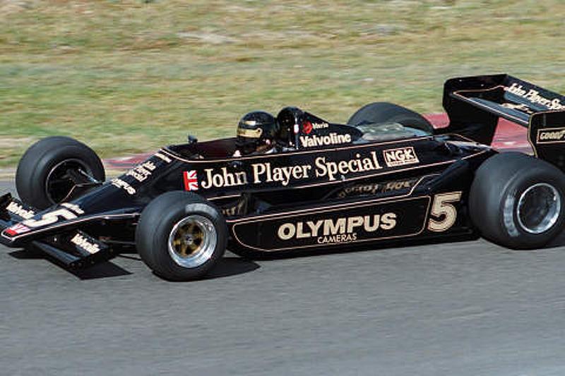 F1: #5 1978 Lotus 79