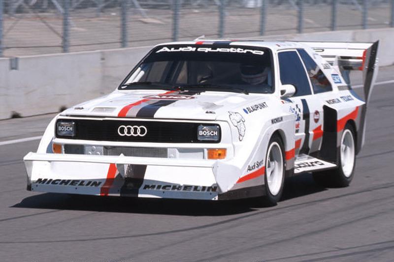 1987 Audi Sport Quattro S1 Pikes Peak