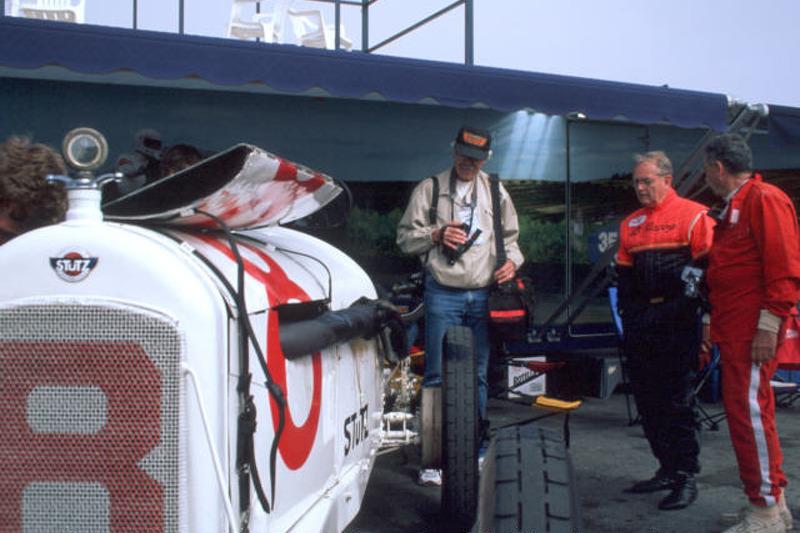 1915 Stutz White Squaron Racer