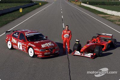 Essais de Ferrari