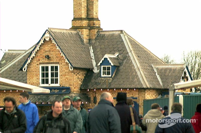 Famous Red Gate Pub