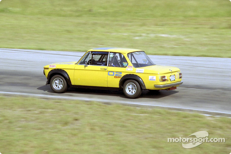 Terry Sayther, #02 BMW 2002