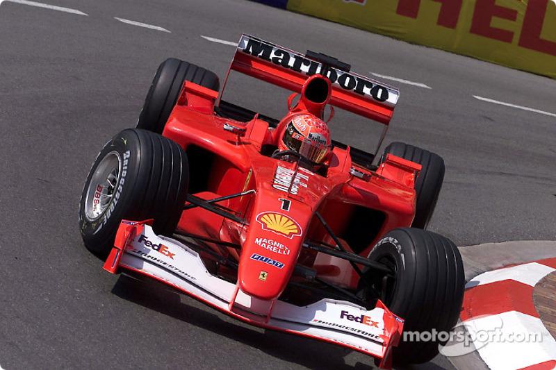 GP Monaco 2001