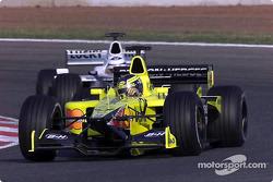 Heinz-Harald Frentzen, Jordan EJ11