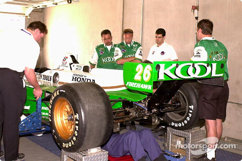 Technical verification for Team KOOL Green
