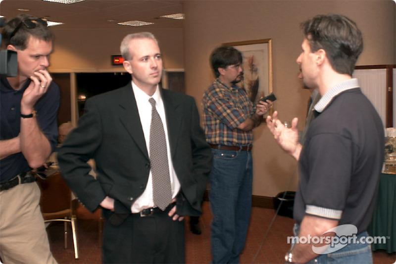 Keith Green, Michael Andretti