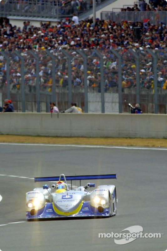 Seiji Ara, Viper Team ORECA Chrysler LMP