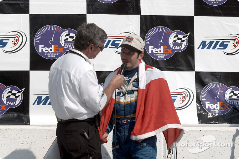 Interview for Patrick Carpentier