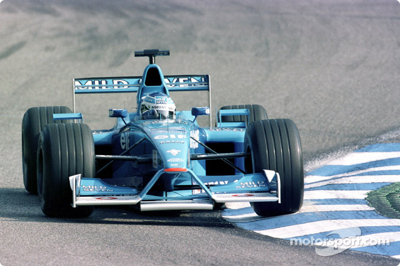 Giancarlo Fisichella au GP d'Allemagne