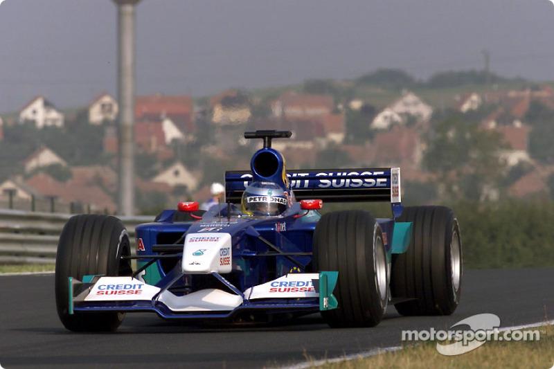 2001: Sauber C20