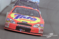Ricky Craven on his way to a 2nd place finish at Michigan