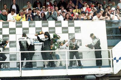 Thunder in the Park: Minardi 2-seater race