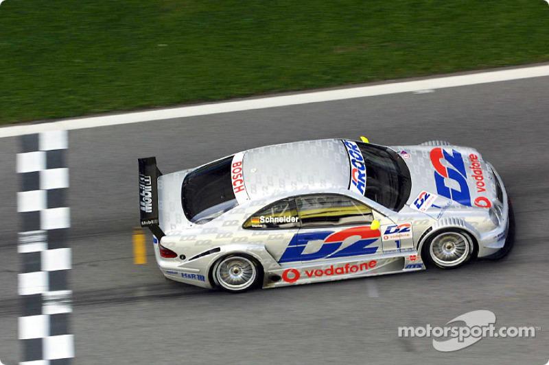 D2 & Mercedes