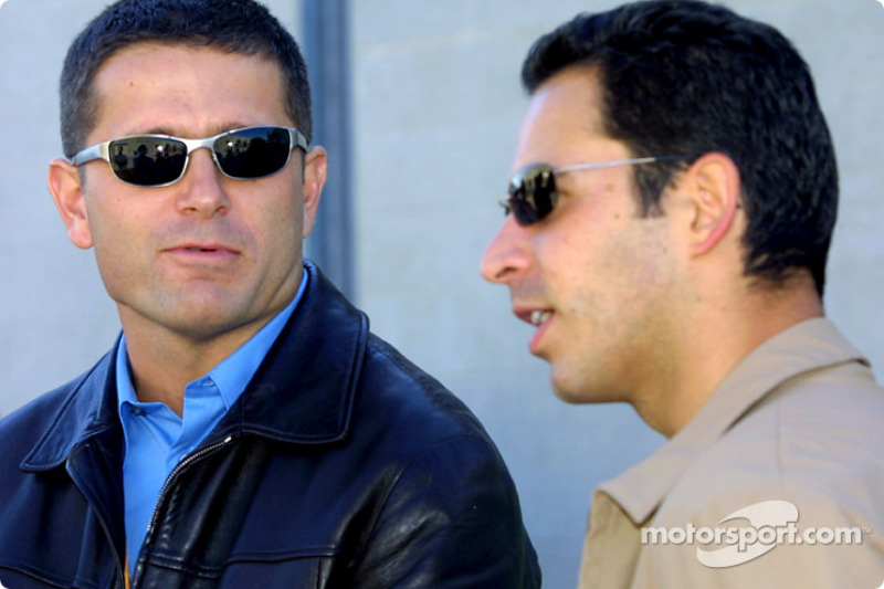 Special guests: Gil de Ferran and Helio Castroneves