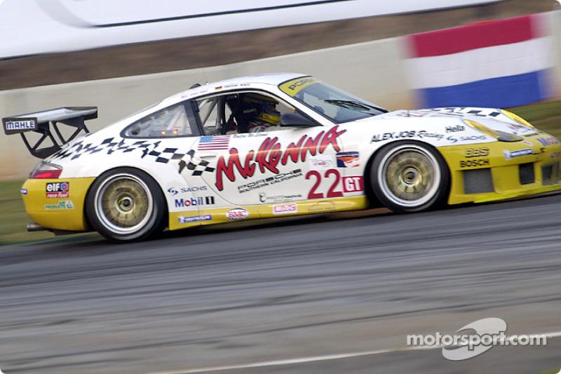 Alex Job Racing Porsche 911 GT3 RS