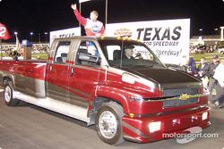 A huge pickup