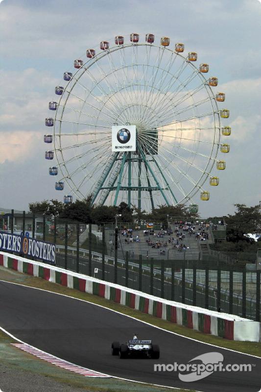Suzuka scenery