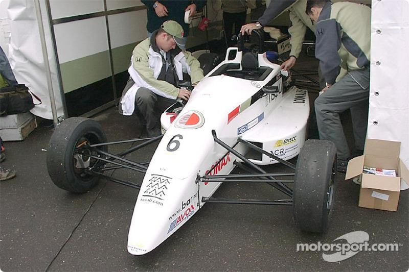 Vector Racing-prepared Formula Ford 1800