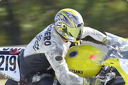 Tony Ruggiero Suzuki 750