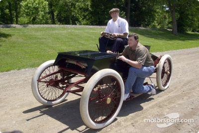 Les 100 ans de Ford Racing