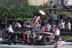 Pitstop for Ricky Rudd