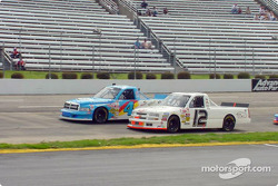 Bobby Hamilton and Jason Thom