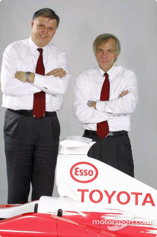 Norbert Kreyer ve Gustav Brunner