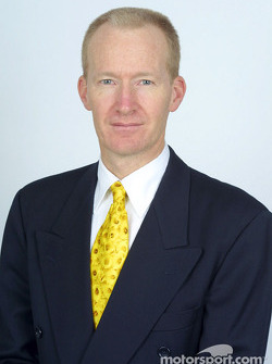 Engineering Director Malcolm Oastler