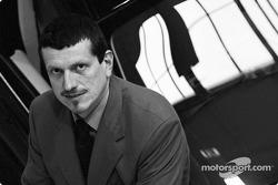 Guenther Steiner, Managing Director Jaguar Racing