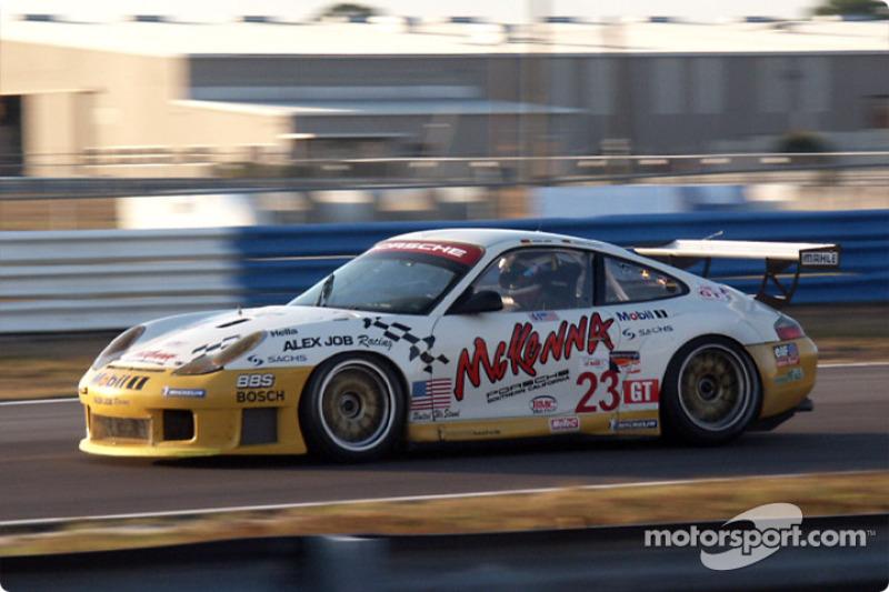 Alex Job Racing Porsche GT3R