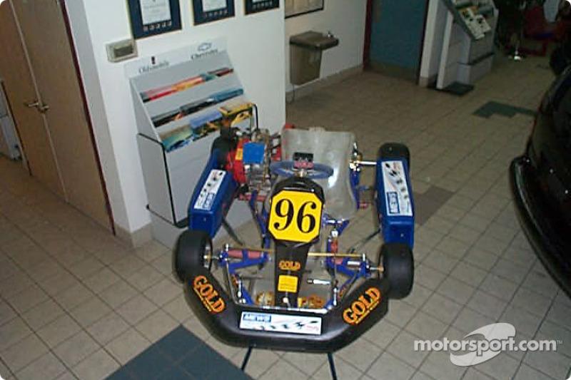 Présentation : National Capital Kart Club de Rob Dale pour la saison 2002