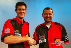 Mark Webber ve Paul Stoddart