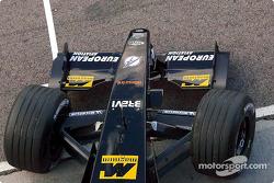 Front nose, Minardi Asiatech PS02