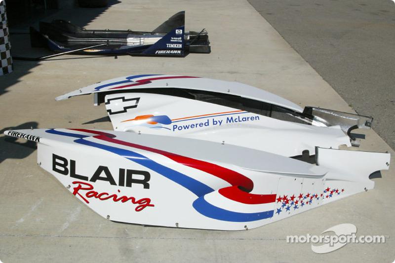 Garage du Blair Racing