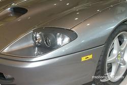 Ferraris courtesy of Ferrari of Washington