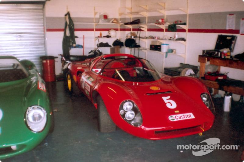 David Piper's Ferrari Dino 206