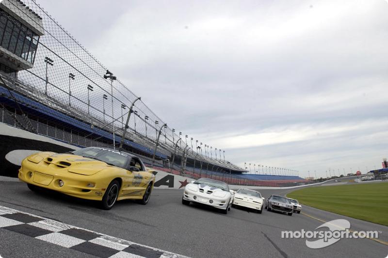 Cette édition collector sera le pace car officiel du Daytona 500