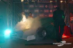 Présentation de la Super Nova Renault Junior Team Lola B2/50
