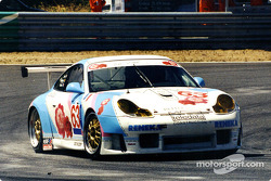 The Porsche of Noel and Catarnet
