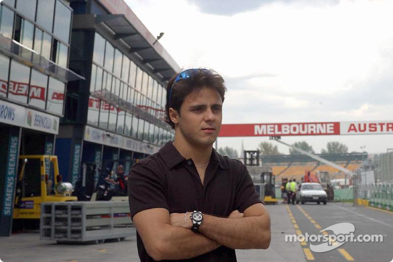 Felipe Massa (2002, 20 años)