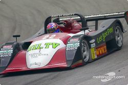 Lola Nissan n°22, en tête de la catégorie SRPII lors de la seconde séance d'essais libres