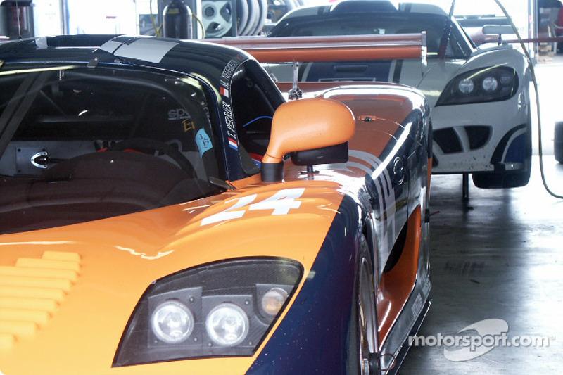 Mosler MT900R #34 du Perspective Racing