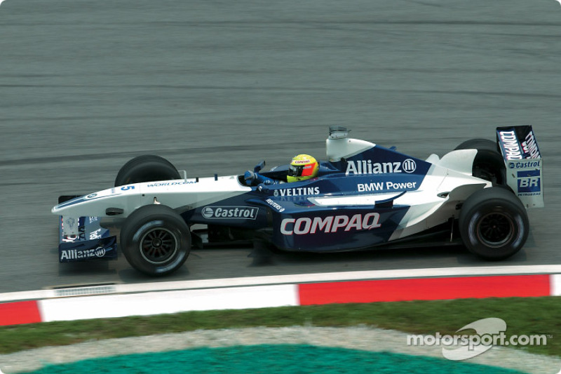 2002 : Ralf Schumacher, Williams-BMW FW24