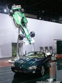 Jaguar stand
