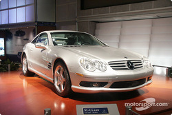 Mercedes Benz SL