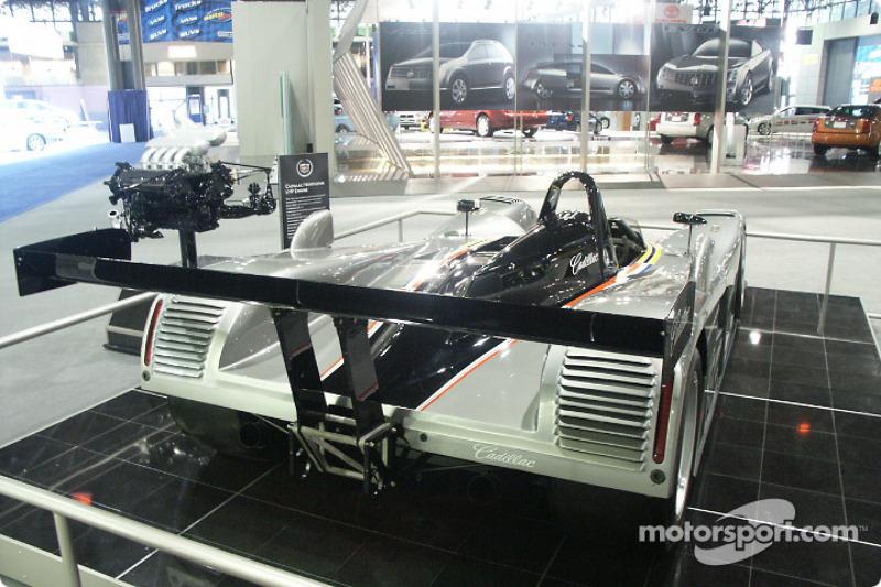Cadillac sports car