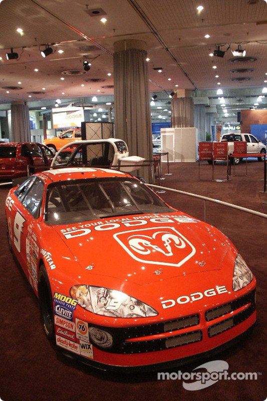 Bill Elliott's Dodge Intrepid