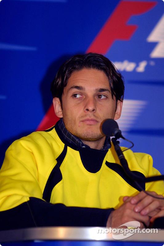 Thursday press conference: Giancarlo Fisichella