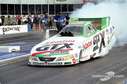 John Force on his way to 100th Funny Car win